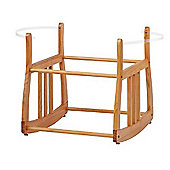 Kub Eco Moses Basket Stand - Natural