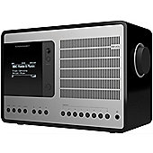 Revo SuperConnect WiFi/DAB/DAB+/FM Internet Radio (Piano black)