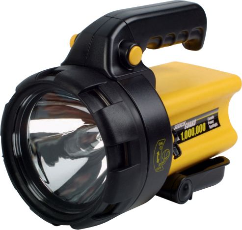 Car Adaptor Halogen Spotlight Waterproof Lantern Torch