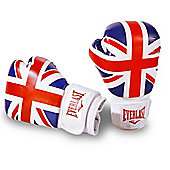 Everlast Boxing GB Sparring Gloves - White
