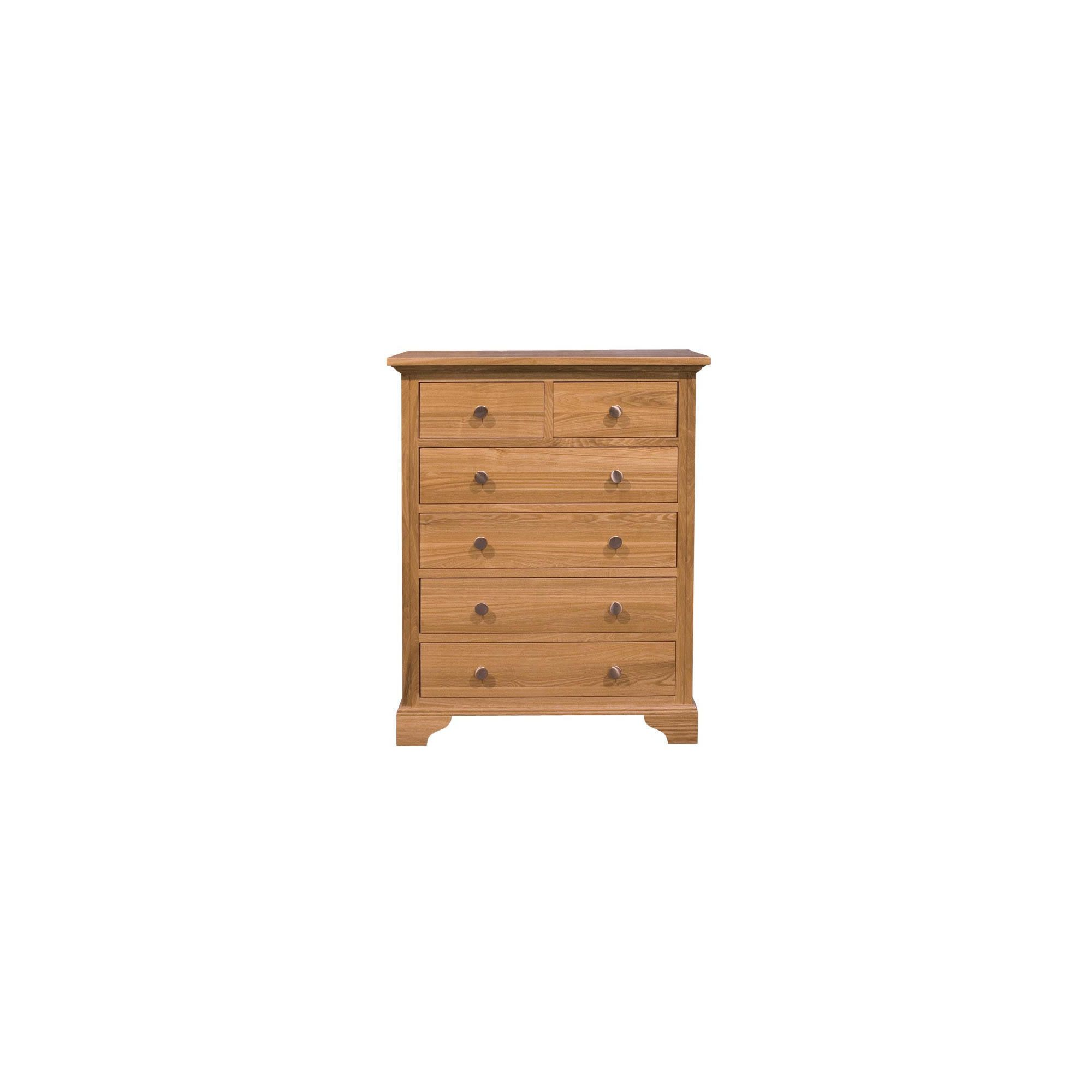 Alterton Furniture New England 2 over 4 Drawer Chest at Tesco Direct