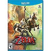 Wii U Legend Of Zelda: Twilight Princess HD