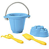 Green Toys SNDB-1017 Sand Play Set (Blue)