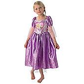 Love Hearts Rapunzel - Child Costume 7-8 years