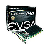 Evga 1024 Graphics Card Gt210 Pas Pci