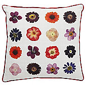 Pressed Petal Cushion