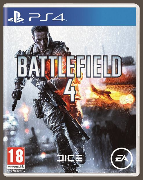 Cheapest Battlefield 4 includes China Rising (PS4) on PlayStation 4