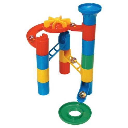 Cheatwell Marbutopia Chicane Marble Run Set