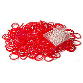 Jacks Cherry Scented Bracelet Refill Pack - 250 Loom Bands