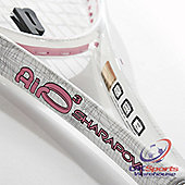 Prince AirO3 Sharapova Midplus Tennis Racket UK 3 / USA 4 3/8