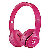 Beats Solo 2.0 OnEar Headphones Pink
