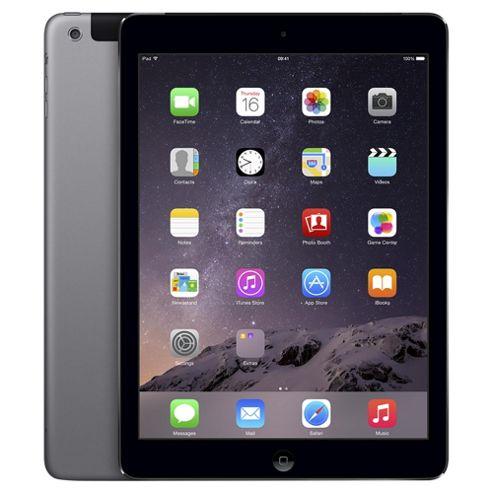 Apple iPad Air, 32GB, WiFi & 4G LTE (Cellular) - Space Grey