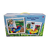 Hong Xing Beach Pirate Water Table Set Sand & Water Game