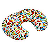 PreciousLittleOne 3-in-1 Nursing Pillow (Mulitcoloured Owls)