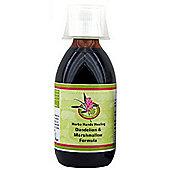 Herbs Hands Healing Dandelion & Marshmallow Formula 250ml Tincture