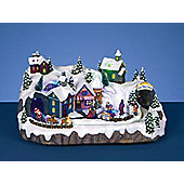 Premdec Mb102055 Animated Mountain Scene 35Cm