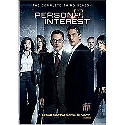 Person Of Interest Season 3 DVD