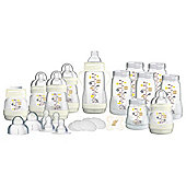 MAM Self-Sterilising Anti-Colic Bottle Starter Set Large