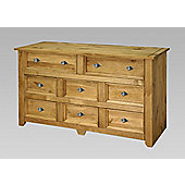 Home Essence Mendoza 6 Over 2 Drawer Chest