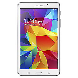 "Samsung Galaxy Tab 4, 7"" Tablet, 8GB, WiFi - White"