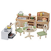 Sylvanian Families - Country Kitchen Set