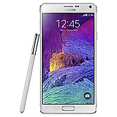 Samsung Galaxy Note 4 White