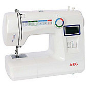 AEG 227 LCD Sewing Machine