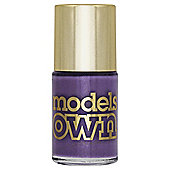 Models Own Diamond Luxe Nail colour - Pear Purple