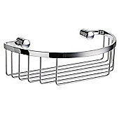 Smedbo Sideline Soap Basket - Brushed Chrome