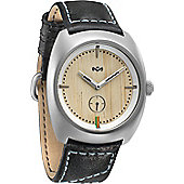 House Of Marley Gents Transport Leather Watch WM-FA001-IO