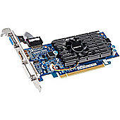 Gigabyte GV-N210D3-1GI GeForce 210 Graphic Card - 590 MHz Core - 1 GB DDR3 SDRAM - PCI Express 2.0 x16