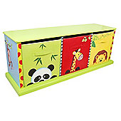 Fantasy Fields Sunny Safari 3 Bag Storage Cabinet