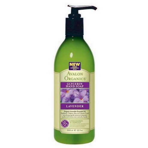 Lavender Hand Soap 350ml