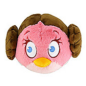 "Angry Birds Star Wars 5"" Plush - Princess Leia"