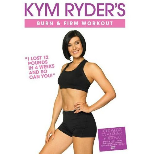 Kym Ryder's Burn And Firm Workout (Fitness DVD)