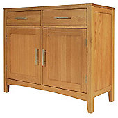 Hereford Oak 2 Door Sideboard Base