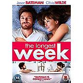 The Longest Week DVD