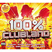 100% Clubland (4CD)