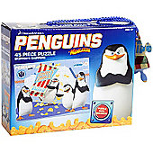 DreamWorks Penguins of Madagascar Puzzle - 45 Pieces