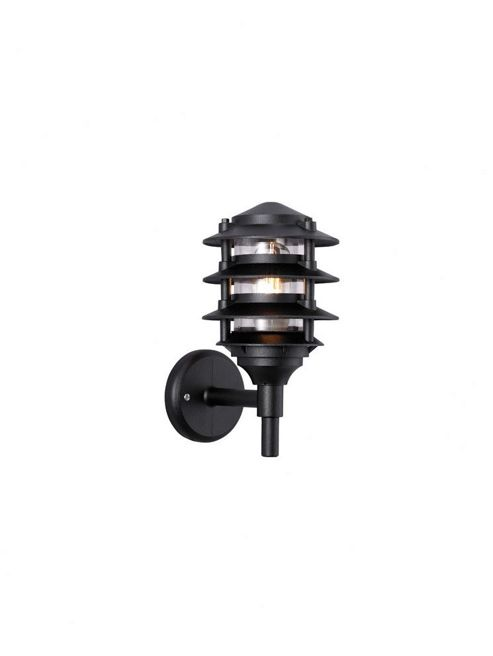 Buy Mark Slojd Linnea Outdoor Wall Light in Black from our Outdoor Lanterns range - Tesco