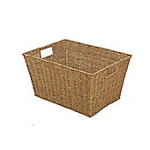 Wicker Valley Seagrass Giant Floor Basket