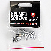 Albion Cricket Helmet Screws Tightening Bolts Fits Elite Pro & Club