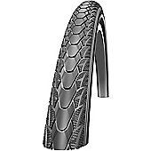 Schwalbe Marathon Plus Tyre: 700c x 25mm Reflex Wired. HS 348, 25-622, Performance Line, SmartGuard