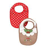 Christmas Bibs - 2 Pack