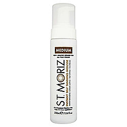 St Moriz Self Tanning Mousse Medium 200ml