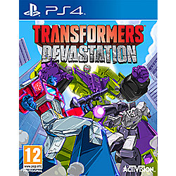Transformers - Devastation PS4