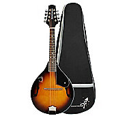 Rocket Traditional Bluegrass Mandolin - Violinburst