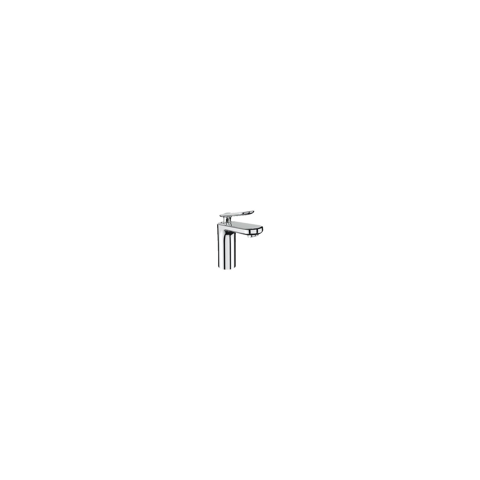Grohe Veris Smooth Mono Basin Mixer Tap, Single Handle, Chrome at Tesco Direct