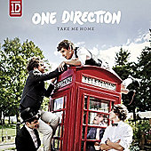 One Direction - Take Me Home with Tesco Exclusive Postcards