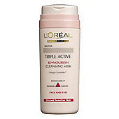 L'Oreal Paris Renourish Cleansing Milk Reno